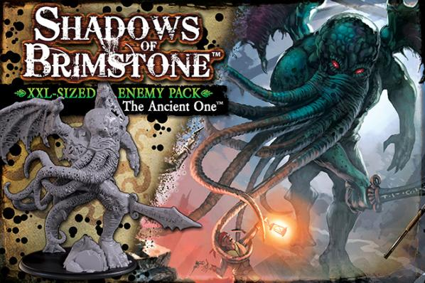 Shadows Of Brimstone: The Ancient One XXL Deluxe Enemy Pack