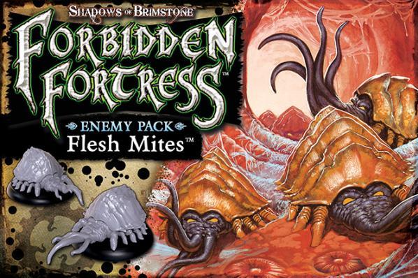 Shadows Of Brimstone: Flesh Mites Enemy Pack