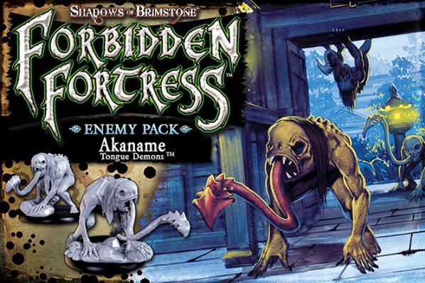 Shadows Of Brimstone: Akaname Tongue Demon Enemy Pack