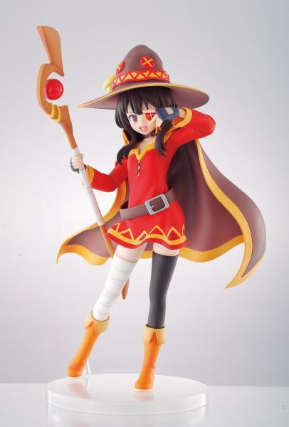Bandai Hobby: Genius Witch ver. Megumin ''Konosuba'',  Bandai Ichiban Figure