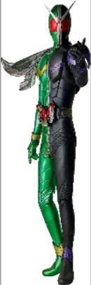Bandai Hobby: SOFVICS KAMEN RIDER W ''Kamen Rider W'', Bandai Ichiban Figure