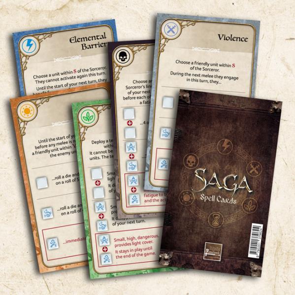 SAGA: Spell Cards