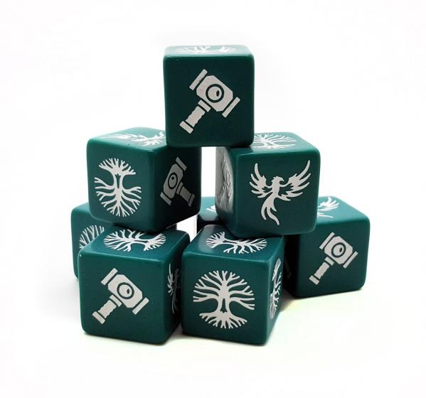 Saga - Age of Magic: Order Dice (8)