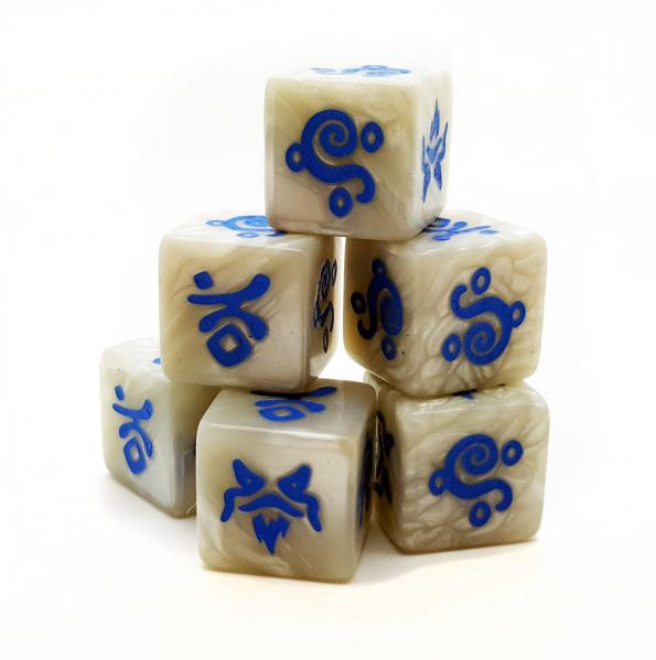 Saga - Age of Magic: Magic Dice (8)