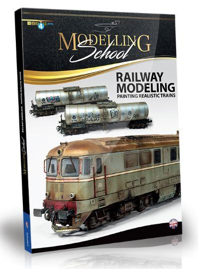 AMMO: Modelling School Railway Modeling - Painting Realistic Trains