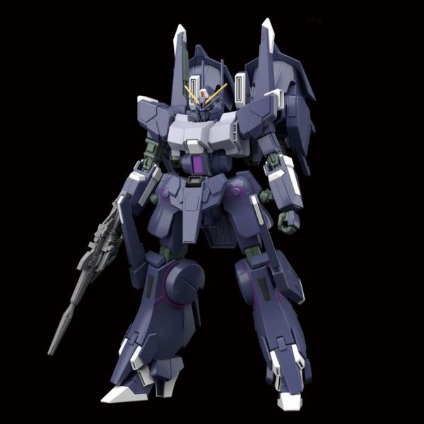 Bandai Hobby: #225 Silver Bullet Suppressor ''Gundam NT'', Bandai HGUC 1/144