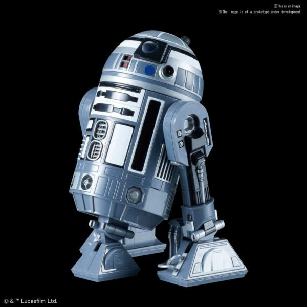 Bandai Hobby: Star Wars 1/12 scale - R2-Q2 Droid