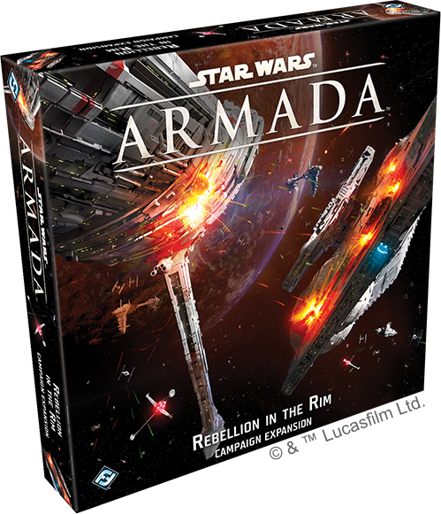 Star Wars Armada: Rebellion in the Rim Expansion