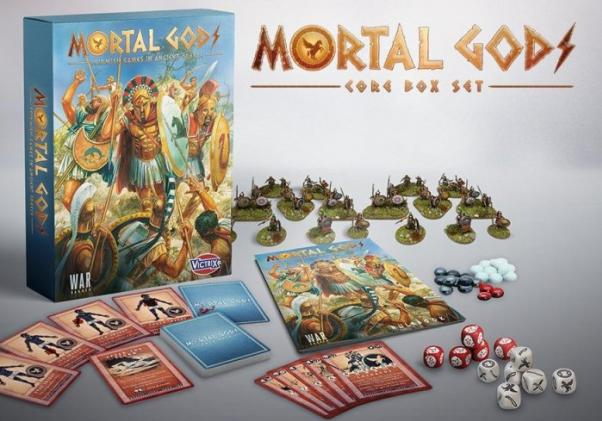 Mortal Gods: Core Box Set