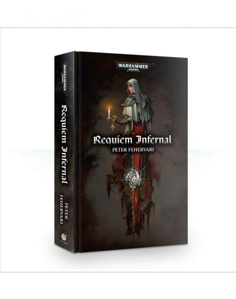 Warhammer 40K Novel: Requiem Infernal (HC)