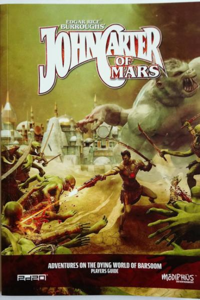 John Carter of Mars: Players Guide