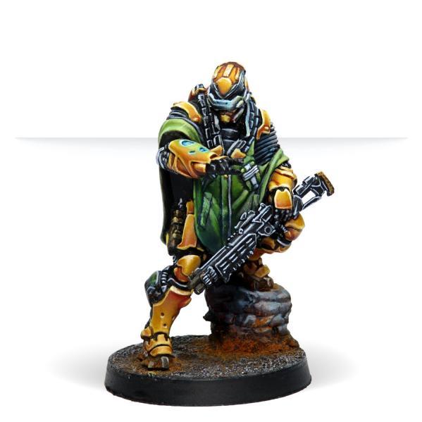 Infinity (#772) Zhēnchá, Armored Reconnaissance Regiment (Hacker)