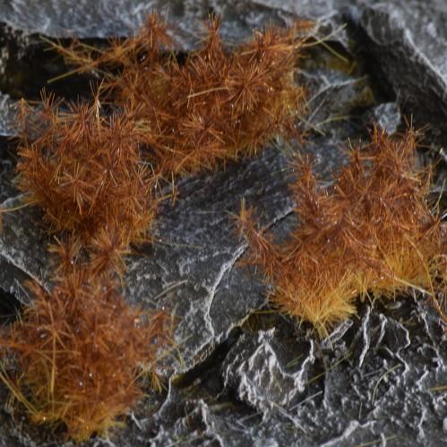 Gamer's Grass Spikey Brown Tufts (12mm)