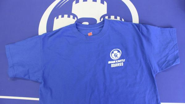 Game Kastle Squires Shirt