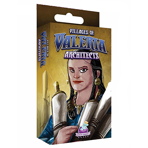 Villages of Valeria: Expansion Pack - Architects