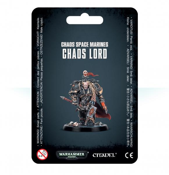 Warhammer 40K: Chaos Space Marines Chaos Lord
