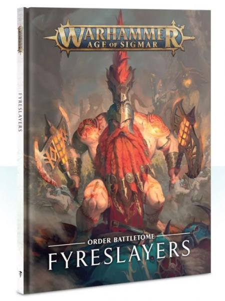 Age of Sigmar: Fyreslayers Battletome (2019)