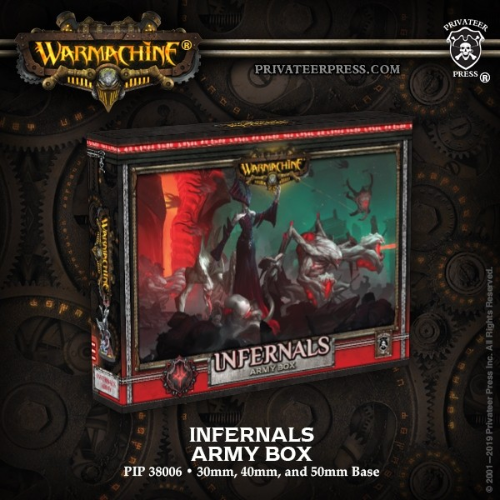Hordes: (Infernals) Army Box