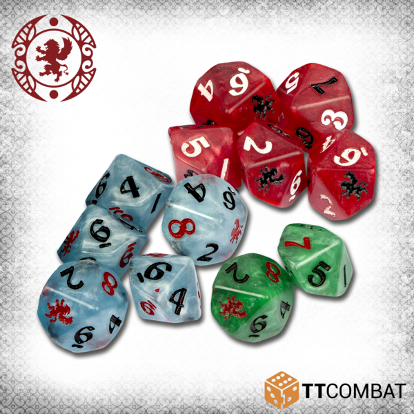Carnevale: Quick Play Dice