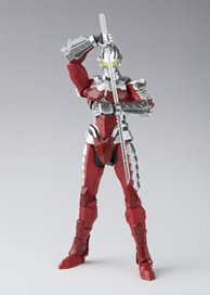 Ultraman Suit Ver 7 The Animation ''Ultraman (Netflix)'' Bandai S.H.Figuarts