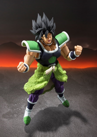 Broly - Super ''Dragon Ball Super'' Bandai S.H.Figuarts