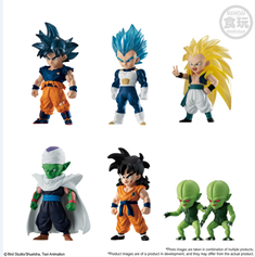 Dragon Ball Adverge 11 ''Dragon Ball Super'' (Box/10) Bandai Adverge