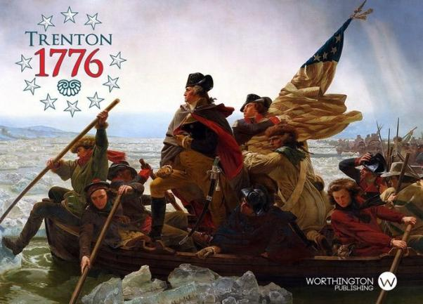 Trenton 1776 Remastered