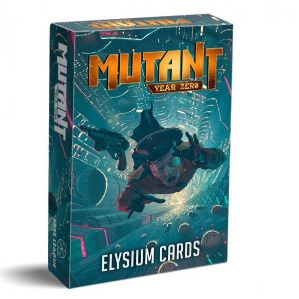 Mutant: Year Zero - Elysium Deck