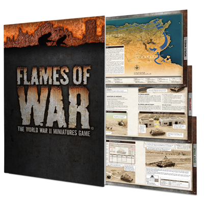 Flames of War Rulebook (HC)