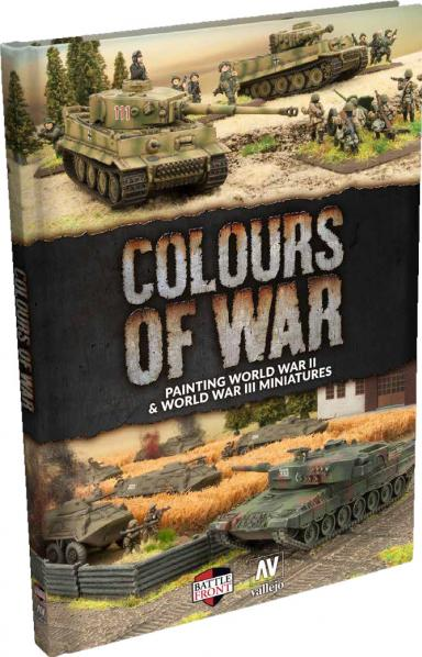 Colours of War: Painting Guide (2019)