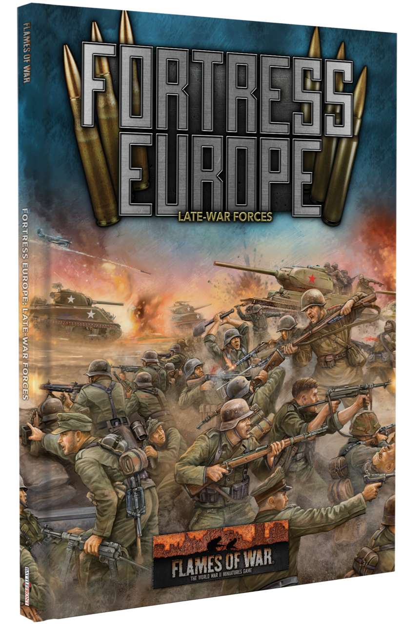 Flames of War: Fortress Europe Late-War Forces