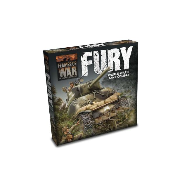 Flames of War: Fury (WWII Tank Combat)