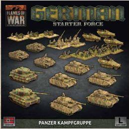German Panzerkampfgruppe