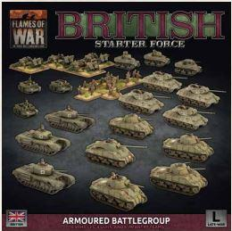 British Armoured Battlegroup