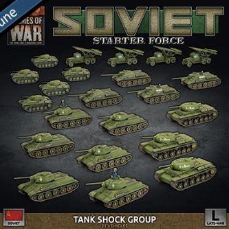 Soviet Tank Shock Group