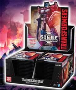 Transformers TCG: War for Cybertron - Siege Booster Pack (1)