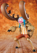 Cotton Candy Lover Chopper Horn Point ver.  ''One Piece'', Bandai FiguartsZero