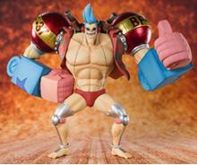 Cyborg Franky  ''One Piece'', Bandai FiguartsZero