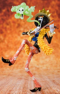 Humming Brook  ''One Piece'', Bandai FiguartsZero