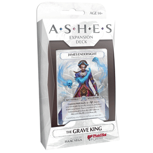 Ashes: The Grave King Expansion Deck