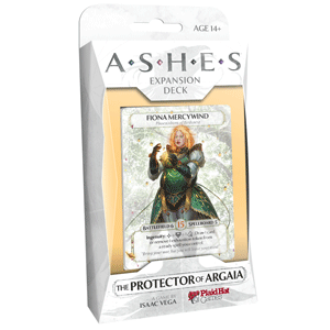 Ashes: The Protector of Argaia Expansion Deck