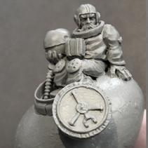 28mm/30mm Dwarf Easter Egg Pilot