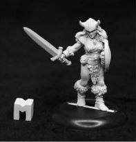Dungeon Dwellers: Jana Frostwind, Barbarian