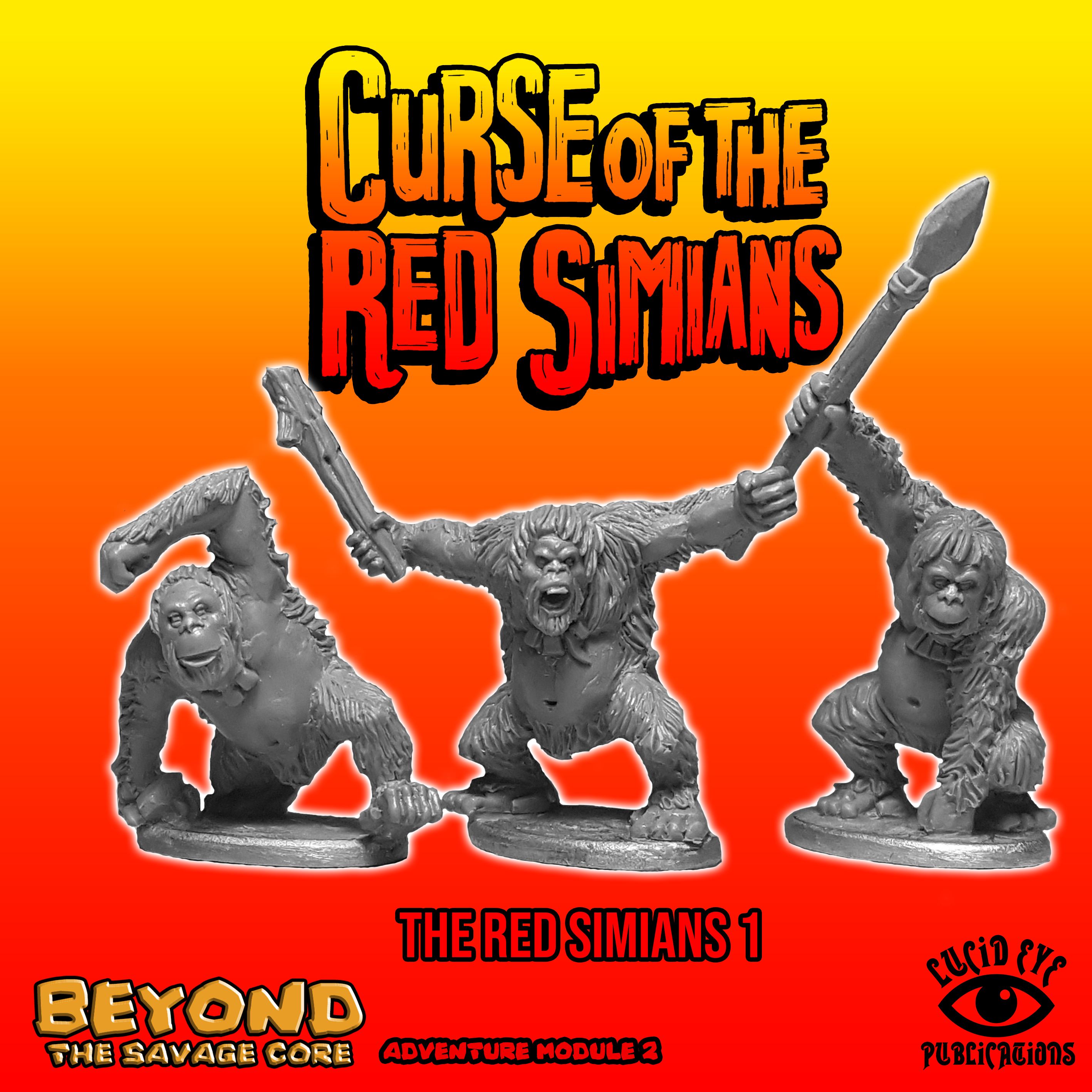 The Red Simians 1
