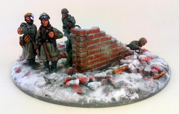 German Stalingrad Veterans Command – Winter Uniform