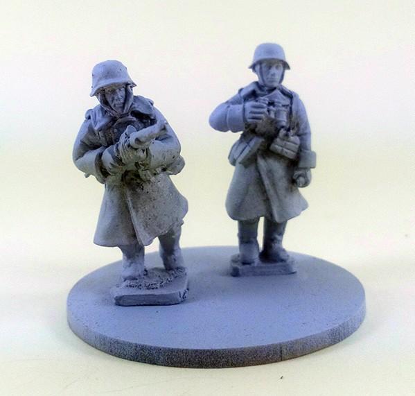 German Stalingrad Veterans Sniper – Winter Uniform