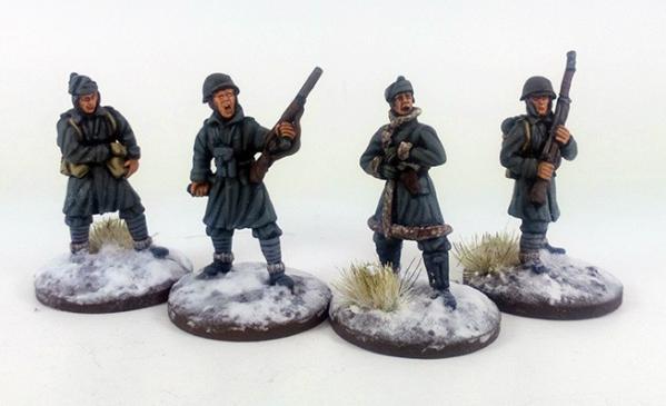 Italian Command – Winter Uniform