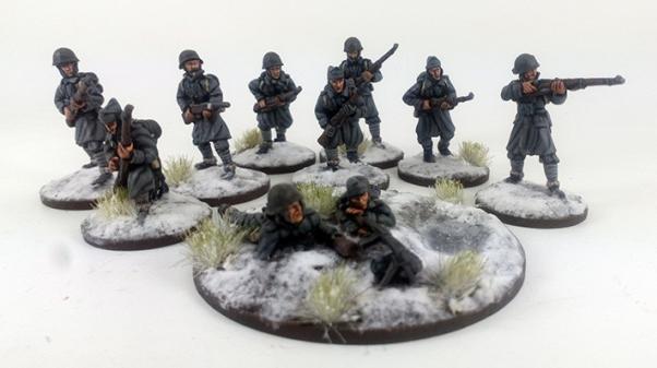 Italian Squad A – Winter Uniform