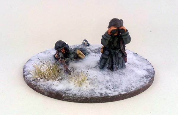 Italian Sniper – Winter Uniform