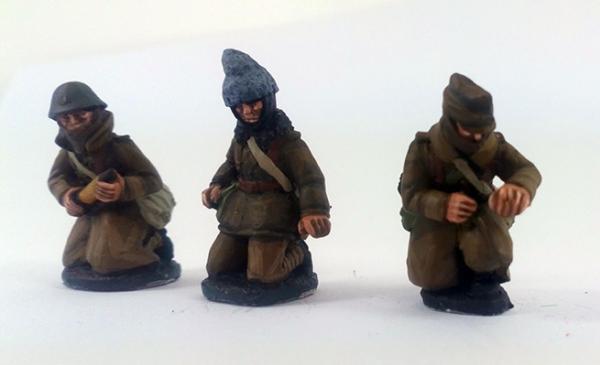 Romanian ATG Crew II – Winter Uniform